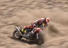 Dakar 2016: la caduta di Gonçalves (Video)
