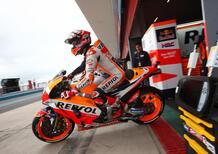 Storie di MotoGP. Il GP degli Stati Uniti con Carlo Luzzi (HRC)