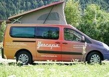 Il camper sharing arriva in Italia con Yescapa