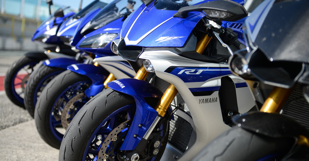 Calendario 2018 demo ride e appuntamenti Yamaha
