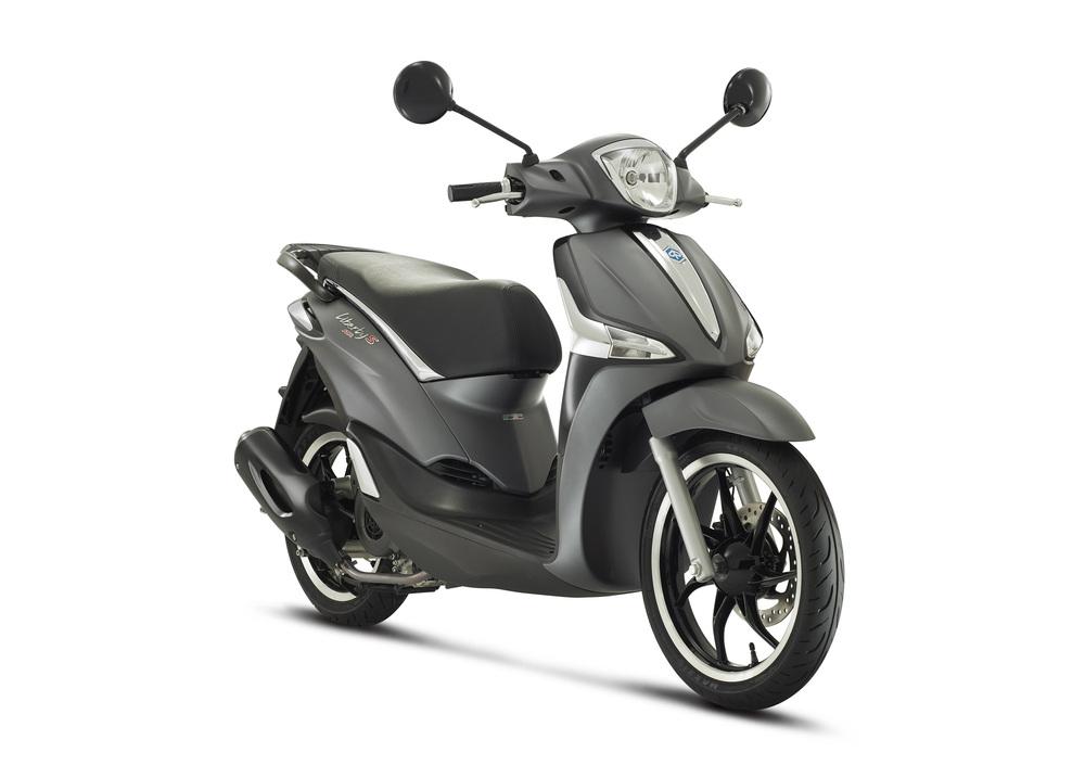 Piaggio Liberty 125 S i-get ABS (2016) (5)