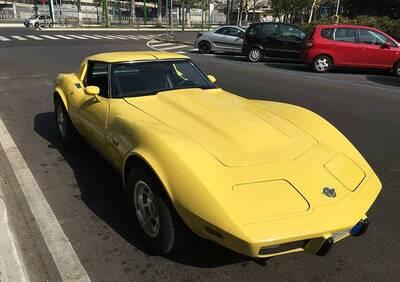 corvette C3 d'epoca del 1978 a Milano