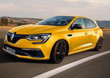Renault Megane RS: arriverà nel 2017?