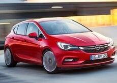 Opel Astra (2015->>)