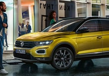 VW T-Roc in offerta da € 21.900