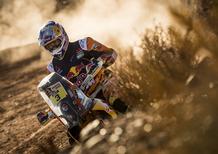 Dakar 2016. Nella Belen-Belen, metà tappa cancellata, Price (KTM) e Sainz (Peugeot)