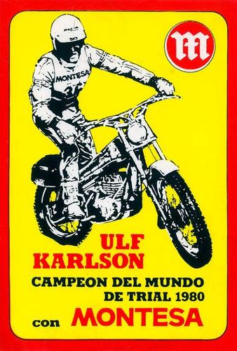 Trial history. Ulf Karlson (6)