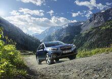 Subaru Outback restyling 2018, come cambia il crossover delle Pleiadi