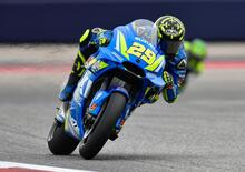 MotoGP 2018. Iannone segna il miglior tempo nelle FP2 ad Austin