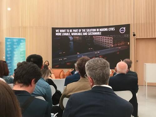 Milano Design Week '18, Fuorisalone: al Volvo Studio incontri su mobilità del futuro e i risvolti per le città - Video (5)