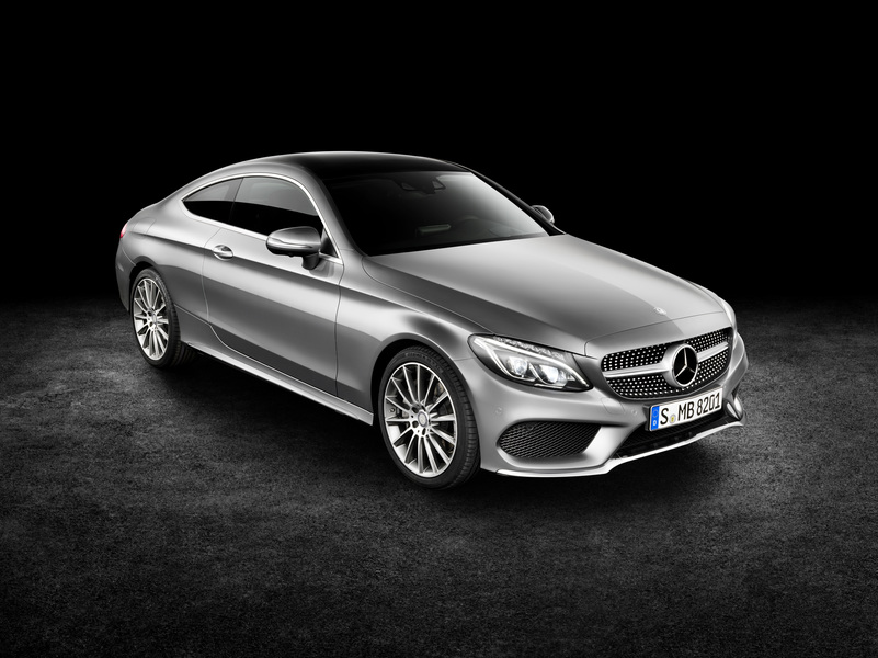 Mercedes Benz Classe C Coupe 250 D 4matic Auto Coupe Premium 04