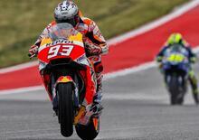 MotoGP. Marquez è il più veloce nelle FP3