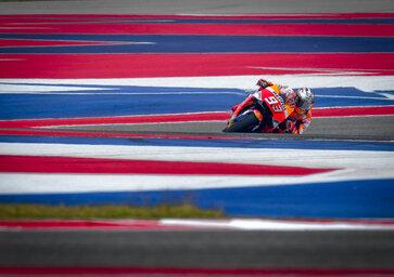 MotoGP. Marquez trionfa nel GP delle Americhe 2018