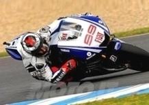 MotoGP. Lorenzo ottiene la sua prima pole