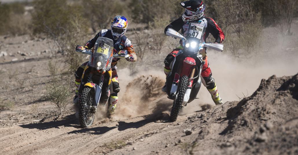 Dakar 2016. Live Day 12: vincono Rodrigues (Yamaha) e Hirvonen (Mini)