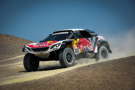 Tempo di Dakar per la Peugeot 3008 DKR Maxi