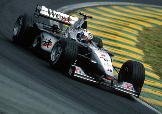 f1, disobbedienti e 'trombati': david coulthard - formula 1