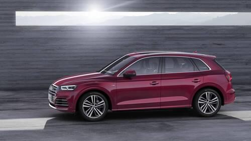 Audi Q5 L, debutto al Salone di Pechino 2018 (4)