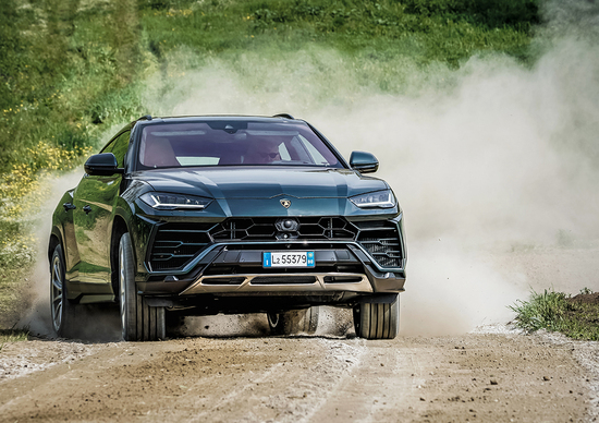 Lamborghini Urus L Hyper Suv Da 650 Cv Video Prove Automoto It