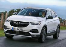 Opel Grandland X, nuovo 1.5 Diesel 130 CV