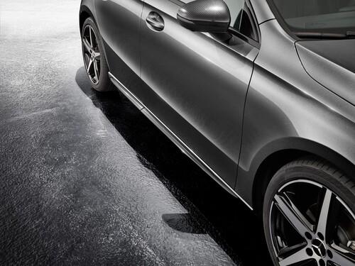Mercedes Classe A 2018, ricca gamma accessori sportivi (6)