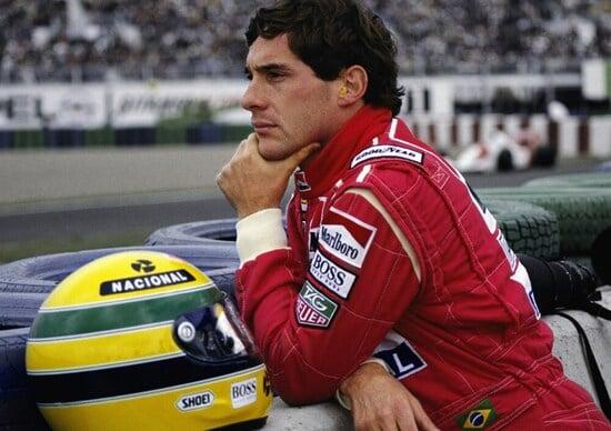 Ricordando Senna. Ho sognato che Ayrton è morto. Ma lui non morirà mai