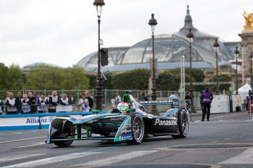 Formula E, ePrix di Parigi: vince Vergne (2)