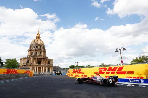 Formula E, ePrix di Parigi: vince Vergne (5)