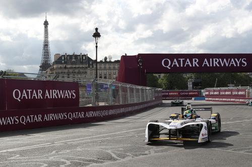 Formula E, ePrix di Parigi: vince Vergne (8)