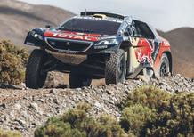 Dakar 2016: Peugeot 2008 DKR, la magia del Numero #300