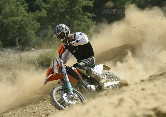 KTM Gamma Cross 2010
