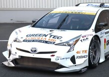 Toyota Prius GT300: l'ibrida col V8