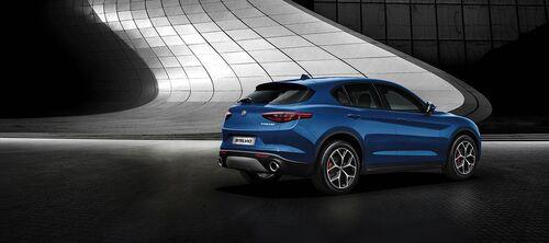 Alfa Romeo Stelvio Sport Edition, Diesel ma sportivo (2)