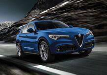 Alfa Romeo Stelvio Sport Edition, Diesel ma sportivo