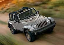 Jeep Wrangler, 3 edizioni speciali per dire addio alla terza generazione