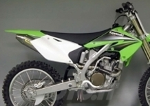 Arrow Thunder per Kawasaki KX-F 250