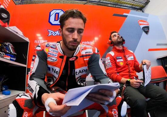 Prima in Europa della MotoGp, si corre a Jerez. Dovizioso: