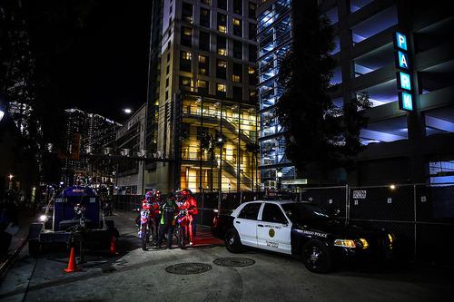 Le foto più spettacolari del Supercross di San Diego (6)