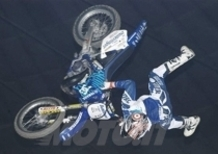 IP Supercross 2004, a Genova Fonseca si riconferma vincitore