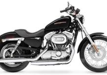 """Nuova Harley-Davidson Sportster 883L, per chi ama viaggiare """"in basso"""""""