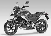 Honda NC750X DCT ABS (2016 -17)