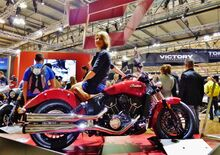 Motor Bike Expo 2016, Indian con tutta la gamma