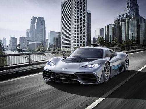 Mercedes-AMG Project One, anteprima alla Mille Miglia 2018 (3)