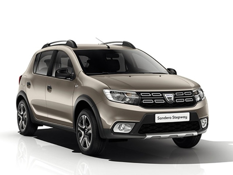 dacia sandero stepway 0 9 tce 12v turbogpl 90cv s s ss wow 02 2018 06 2018 prezzo e scheda. Black Bedroom Furniture Sets. Home Design Ideas