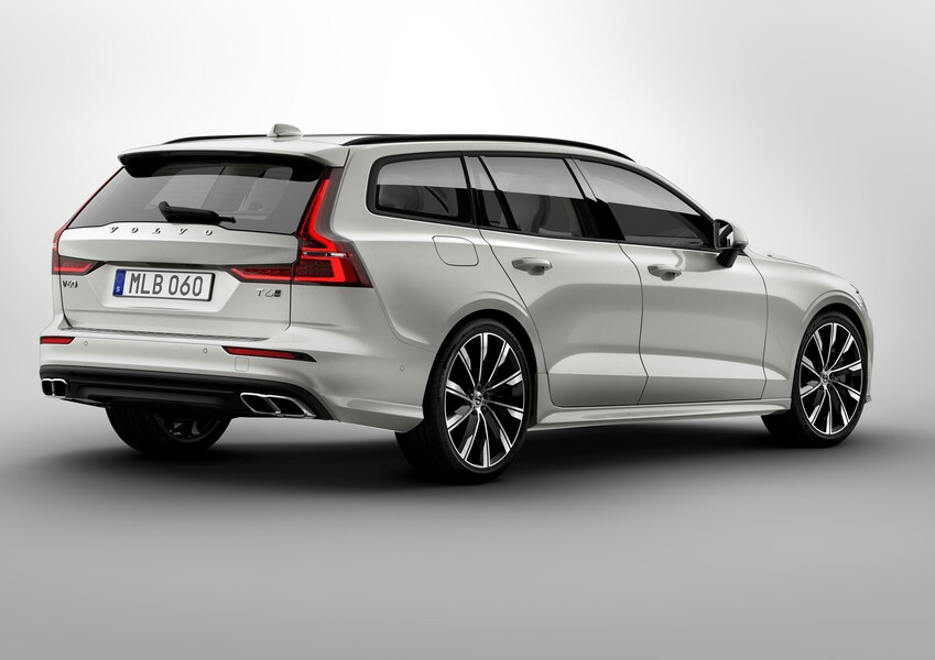 Volvo V60 D3 Geartronic R-design (4)