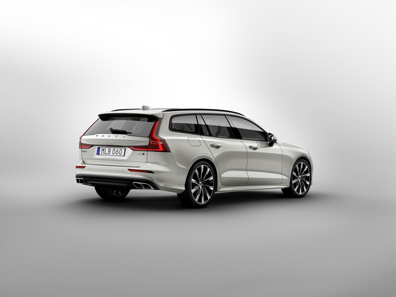 Volvo V60 T6 AWD Geartronic Business Plus (4)