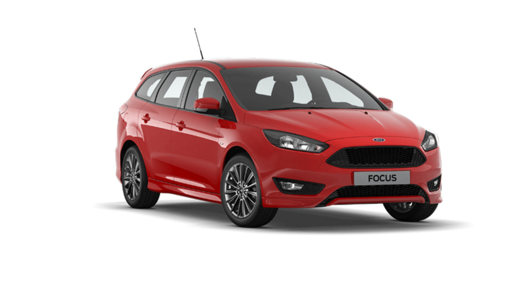 Ford Focus Station Wagon