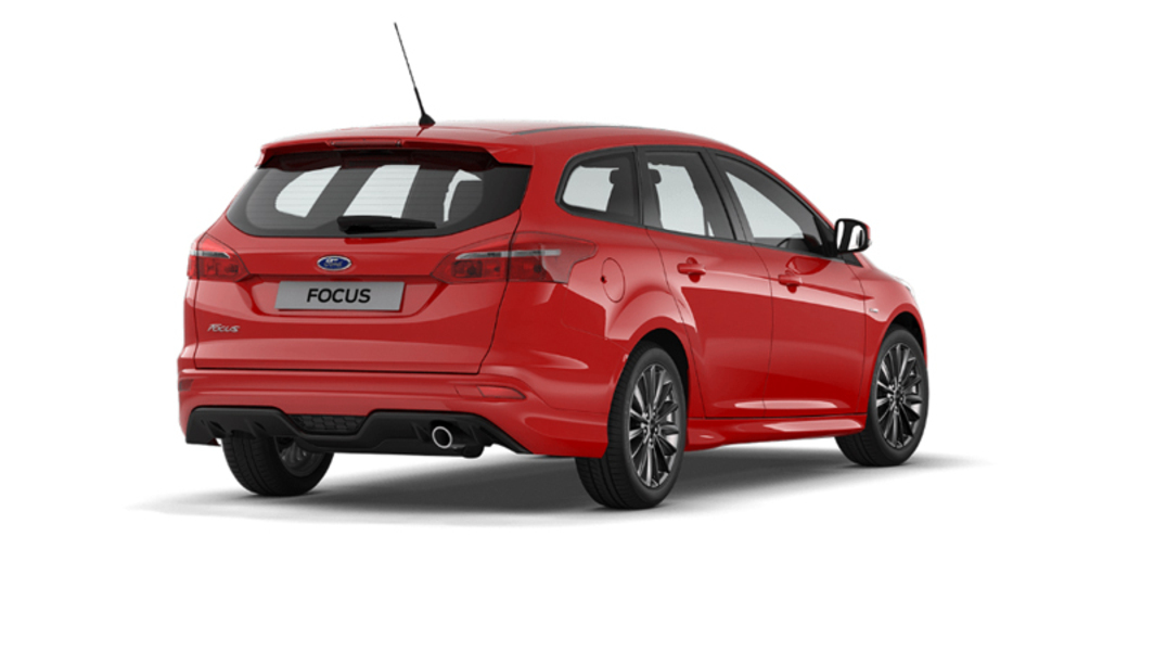 Ford Focus Station Wagon (4)