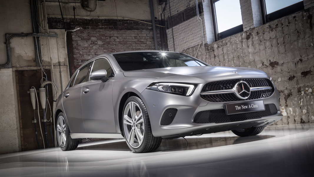 Mercedes-Benz Classe A (2018->>)