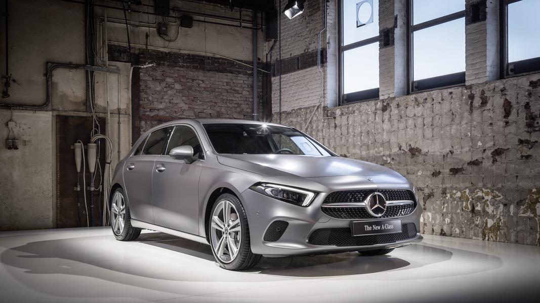 Mercedes-Benz Classe A (2018->>) (5)